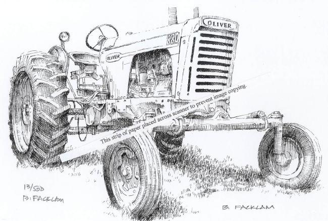 old 1 cylinder engine